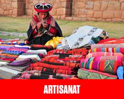 Artisanat UFE Pérou