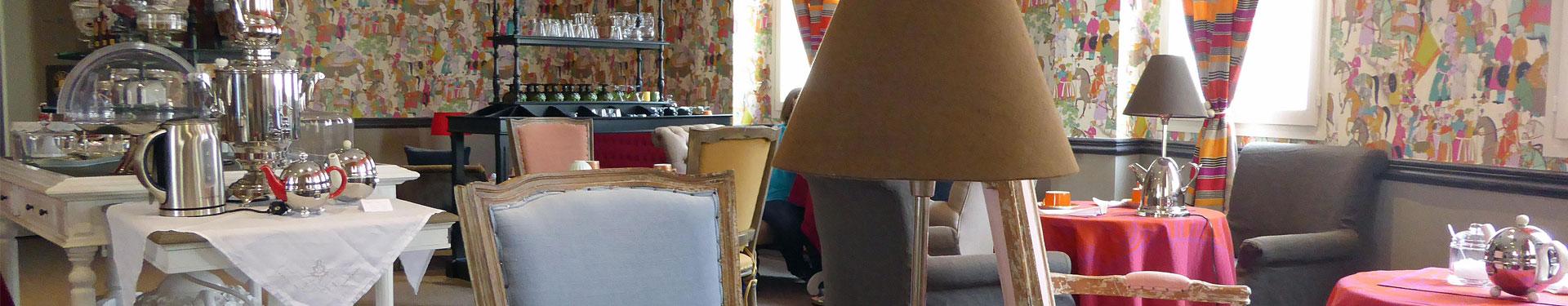 Café - Salons de Thé UFE Pérou