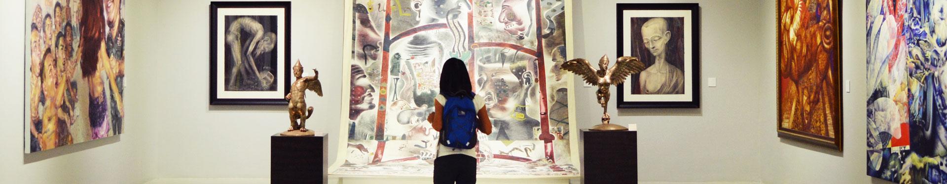 Galeries d'Art UFE Pérou