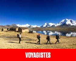 Voyagistes UFE Pérou