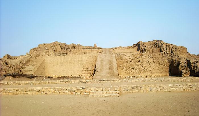 Pachacámac - Lurin - UFE Pérou