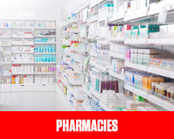 Pharmacies UFE Pérou