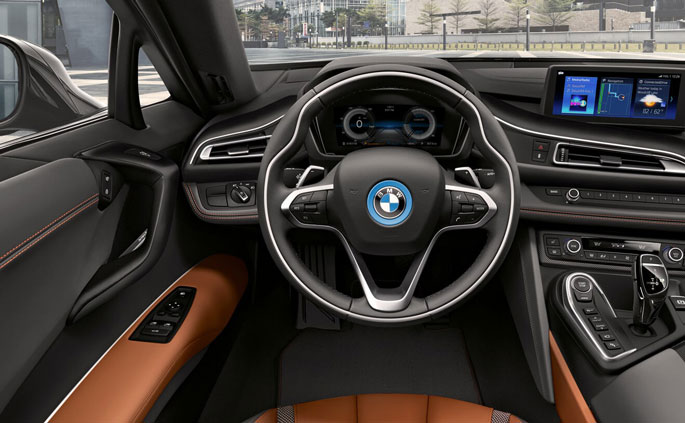BMW I8 - UFE Pérou