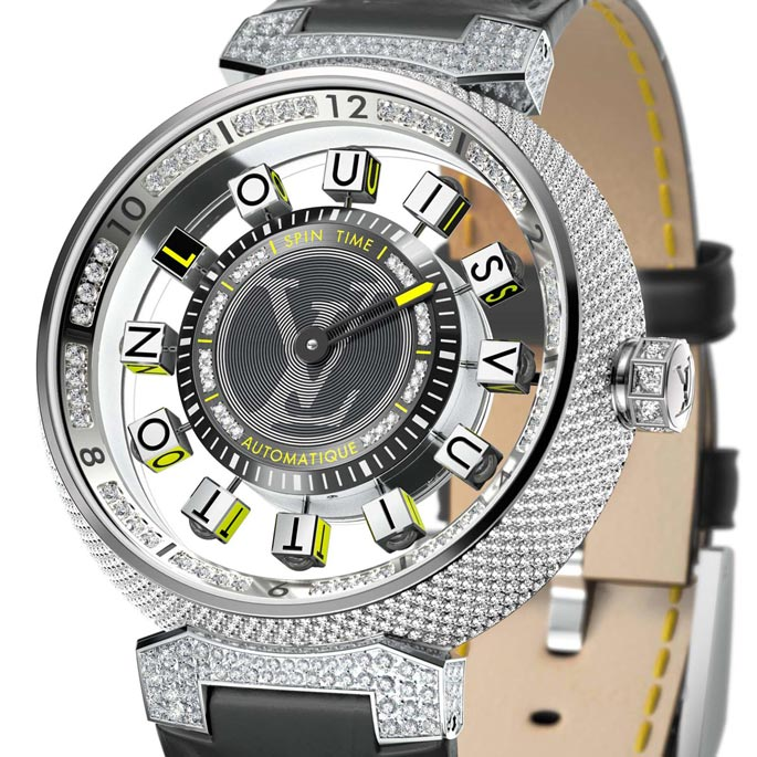 Louis Vuitton - Tambour Spin Time Air - UFE Pérou