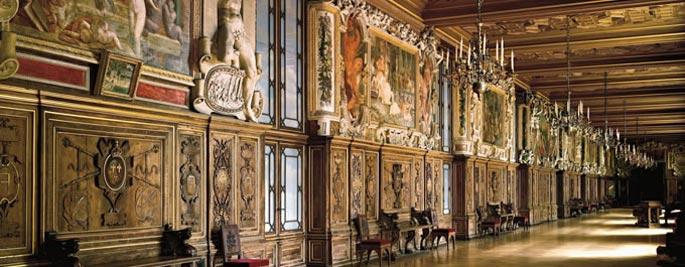 Château de Fontainebleau - UFE Pérou