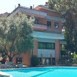 Roma piscina per eventi Aurelio Monteverde