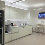 Padova kitchen area Regus