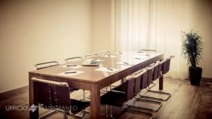Condividere uno spazio lavoro, il Business Center