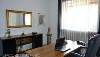 Stanza ufficio temporanea Roma Termini