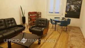 Verona uffici temporanei in Corso Porta Nuova