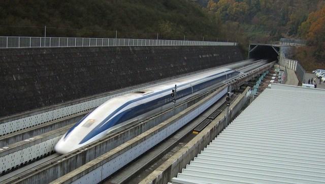 Maglev, lo más nuevo en tecnología de ferrocarrolis