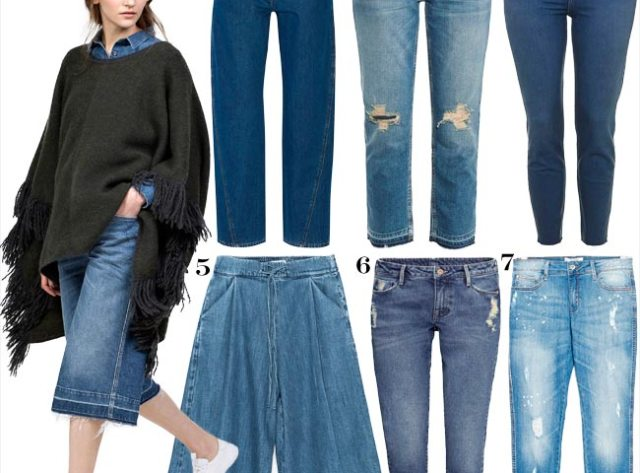 Nueva tendencia en jeans