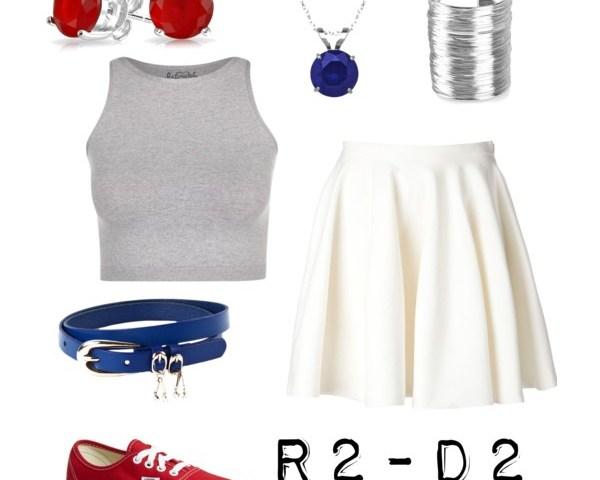 Look R2D2