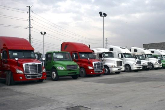 Venta camiones en Puebla
