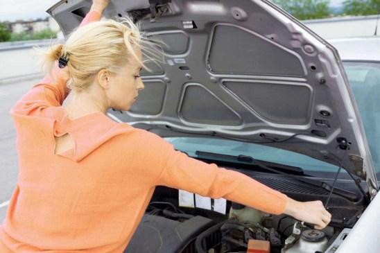 cuidados básicos vehículo