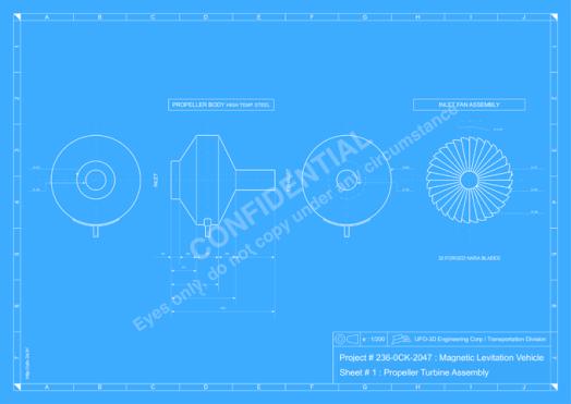 plan turbine