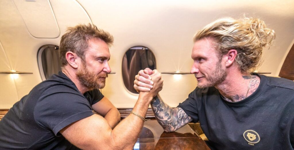 David Guetta & MORTEN Team Up for the 'New Rave' EP