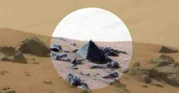 NASA is Hiding the Truth About the Pyramid on Mars ...