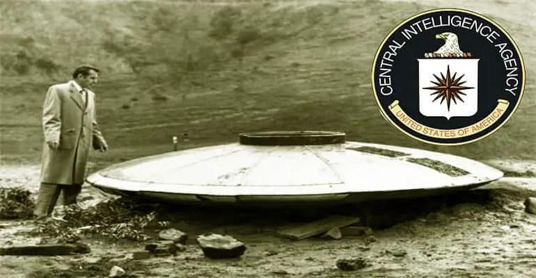 cia ufo