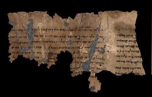 dead sea scrolls nephilim book of giants