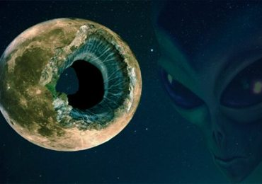 hollow moon theory