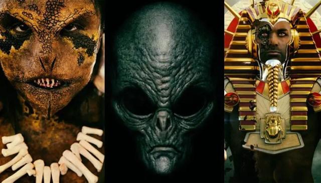 Hasil gambar untuk the alpha draconian alien