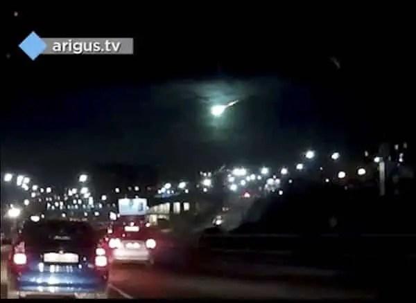 russia meteorite ufo siberia