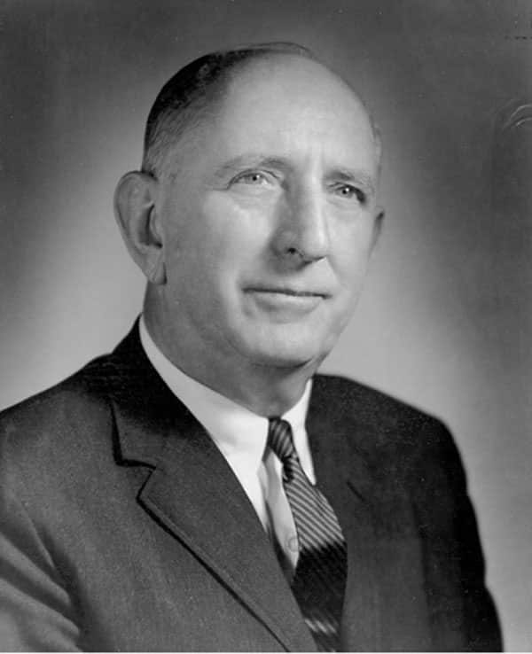Senator Richard Russell Jr