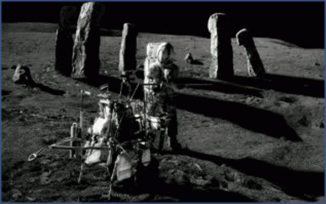 stonehenge lunar