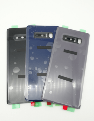 Samsung Note 8 Back Glass