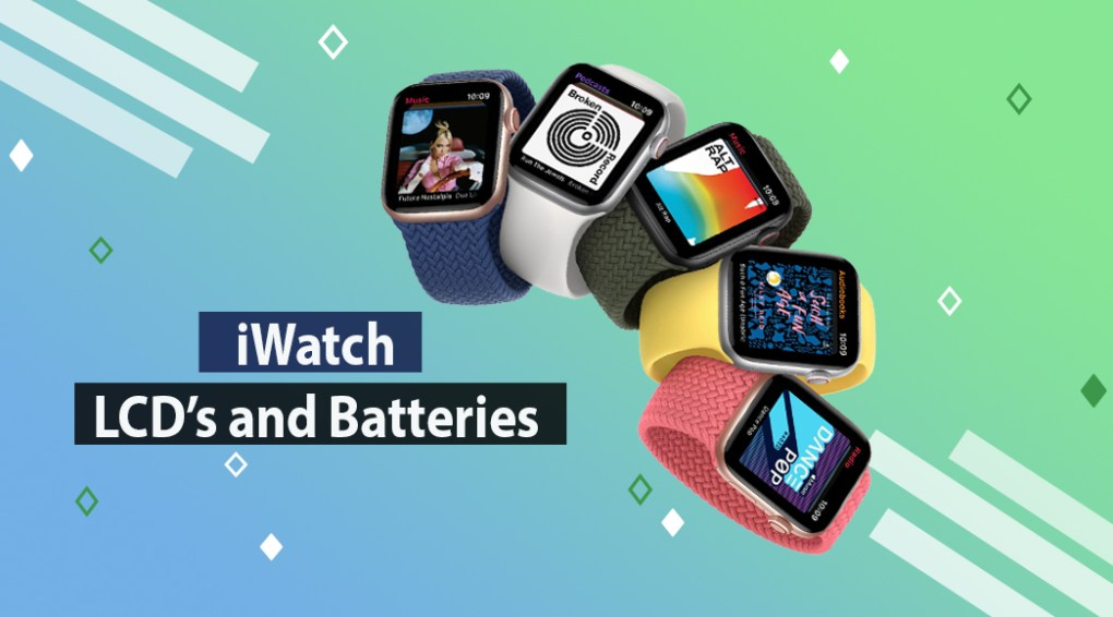 iWatch LCD Batteries