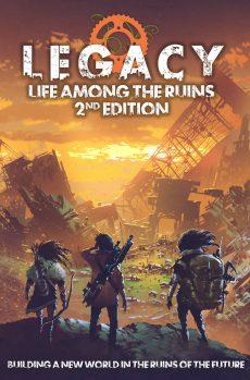 Legacy Life Among the Ruins cover