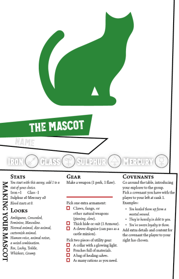 mascot preview