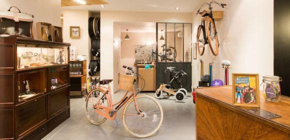 La Bicycletterie | the bike shop