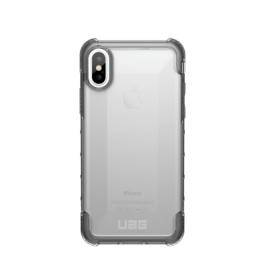iPhone X (5.8 Screen) Plyo Case- Ice/Ash- Retail package