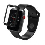 InvisibleShield Glass Curve Elite – Apple Watch (42mm) Series 3 – Full Screen
