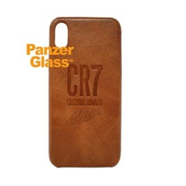 CR7 Leather Case iPhone X_Tan Signature
