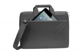 CENTRAL RIVACASE 8231 Laptop Bag 15.6″ Grey
