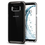 Spigen Galaxy S8 Neo Hybrid Crystal – Gunmetal 565CS21602