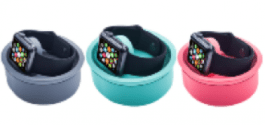 MiXTM Charging Bowl (Designed for Apple Watch) Pink