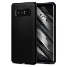 Spigen Galaxy Note 8 Case Liquid Air Matte Black_ 587CS22060