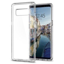 Spigen Galaxy Note 8 Case Ultra Hybrid Crystal Clear