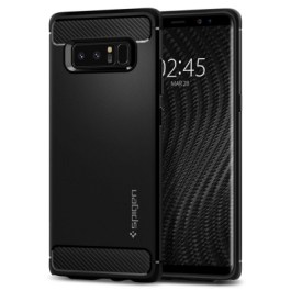 Note 8 Case Rugged Armor Matte Black 587CS22061