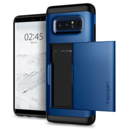 Spigen Galaxy Note 8 Case Slim Armor CS Coral Blue
