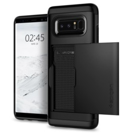 Spigen Galaxy Note 8 Case Slim Armor CS Black