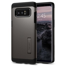 Spigen Galaxy Note 8 Case Tough Armor Gunmetal