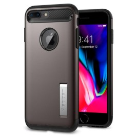 iP8/7(Plus) Slim Armor – Gunmetal 043CS20309