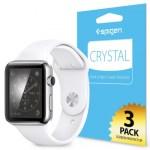 Spigen Apple Watch S3/2/1 (38mm) Film Crystal (Front 3) 047FL20993
