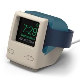 W4 Stand for Apple watch – Aqua Blue