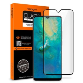 Spigen OnePlus 6T Glass FC Black (1Pack) K07GL25446